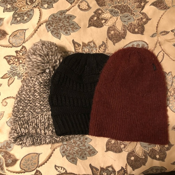 53bfcd48f72 Coal and Target Accessories - 3 beanie bundle!